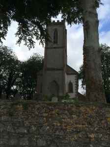 Carbury church