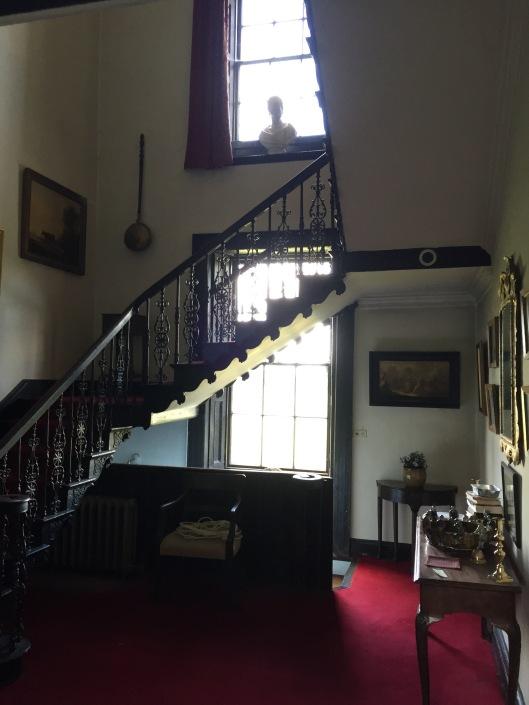 Drummin stairway